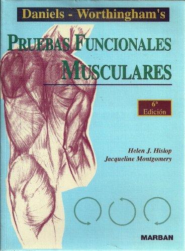 9788471012043: Pruebas Funcionales Musculares - 6b* Ed. (Spanish Edition)