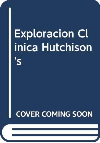 9788471012524: Exploración clínica