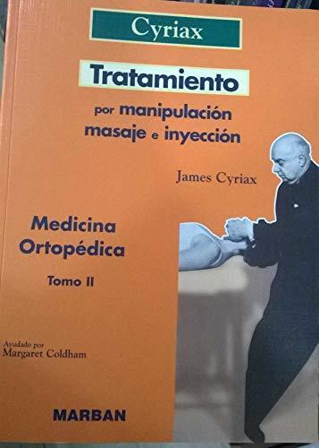 9788471013378: Tratamiento Por Manipulacion, Masaje E Inyeccion (Spanish Edition)