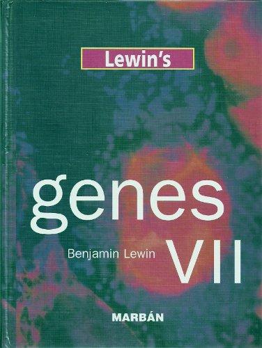 9788471013415: Genes VII (Spanish Edition)