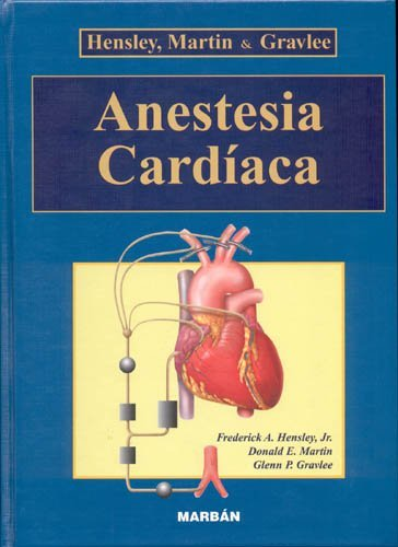9788471014399: Anestesia Cardiaca (Spanish Edition)