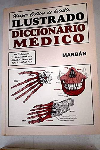 9788471014948: Diccionario Medico Ilustrado de Bolsillo (Spanish Edition)