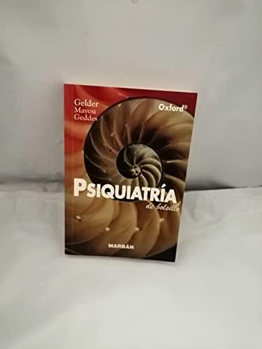 9788471015204: PSIQUIATRIA DE BOLSILLO (1, 1)