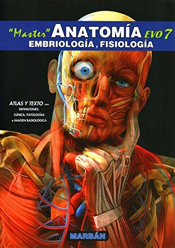 9788471019448: Master EVO7. Anatomía, Embriología y Fisiología
