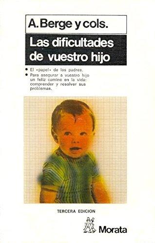 9788471120038: Dificultades de Nuestro Hijos (Spanish Edition)