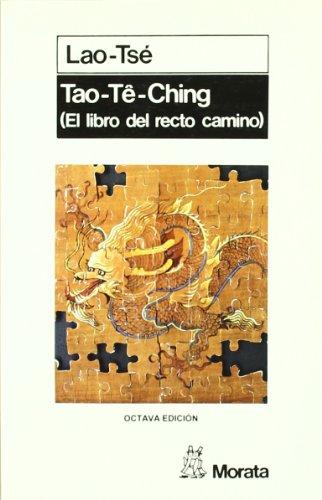 9788471121165: Tao Te Ching (Spanish Edition)