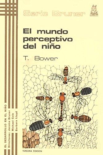 9788471121233: Mundo Perceptivo del Nio, El (Serie Bruner)
