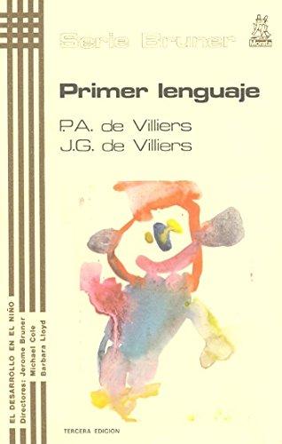 9788471121714: Primer Lenguaje (Serie Bruner)