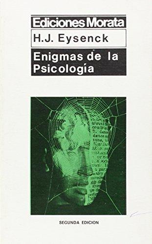 9788471122063: Enigmas de La Psicologia (Spanish Edition)
