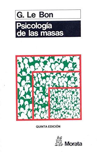 9788471122124: Psicologia de Las Masas (Spanish Edition)