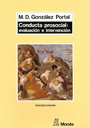 CONDUCTA PROSOCIAL: GONZALEZ PORTAL, M.D.