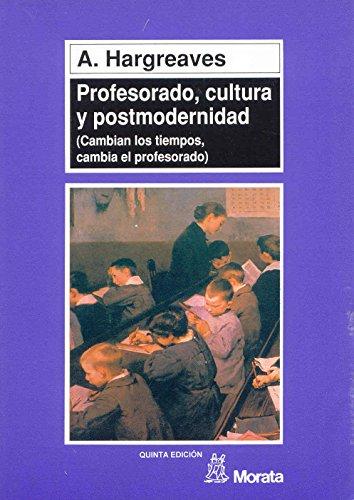 9788471124067: Profesorado, Cultura y Postmodernidad - 3 Ed. (Spanish Edition)