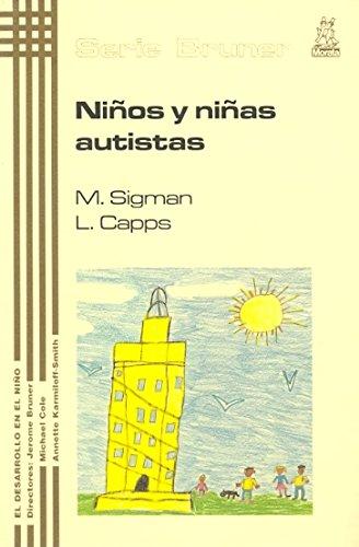 9788471124265: Ninos y Ninas Autistas (Spanish Edition)