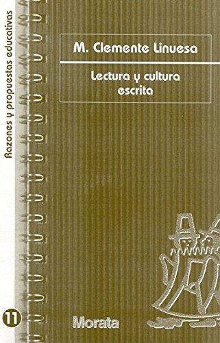 9788471124999: Lectura y cultura escrita (Razones y propuestas educativas)