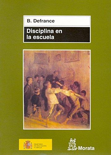9788471125026: Disciplina En La Escuela