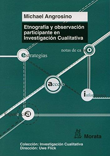 9788471126672: Etnografía y observación participante en Investigación Cualitativa