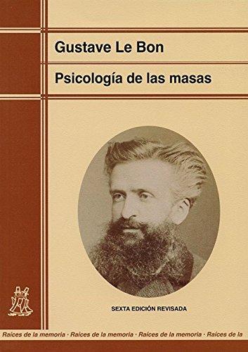 9788471127839: PSICOLOGIA DE LAS MASAS (EDICION RENOVADA)