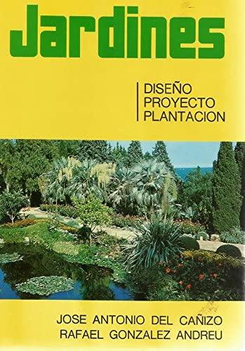 9788471140760: Jardines : diseño, proyecto, plantacion