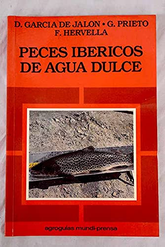 9788471142276: Peces ibericos de agua dulce