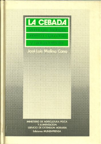 9788471142634: Cebada, La (Spanish Edition)