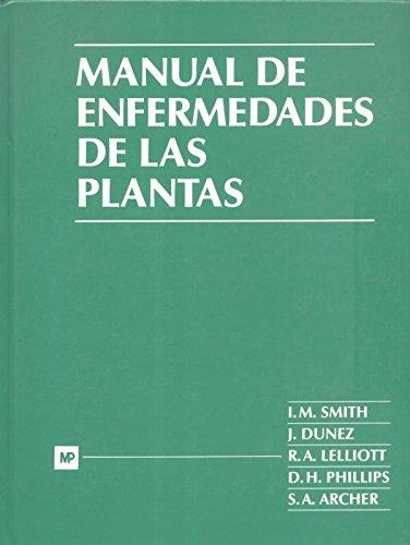 9788471143587: Smith, I: Manual de enfermedades de las plantas