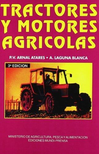 9788471146458: Tractores y motores agrícolas