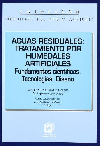 AGUAS RESIDUALES:TRATAMIENTO HUMEDADES.: SEOANEZ CALVO