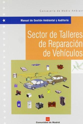 9788471149305: SECTOR DE TALLERES DE REPARACIÓN DE VEHÍCULOS (MAN
