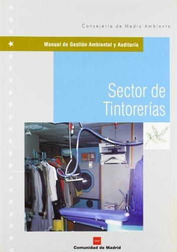 9788471149312: Sector de tintorerías