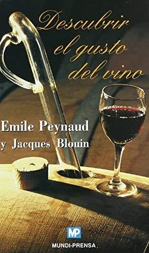 9788471149398: Descubrir El Gusto del Vino (Spanish Edition)