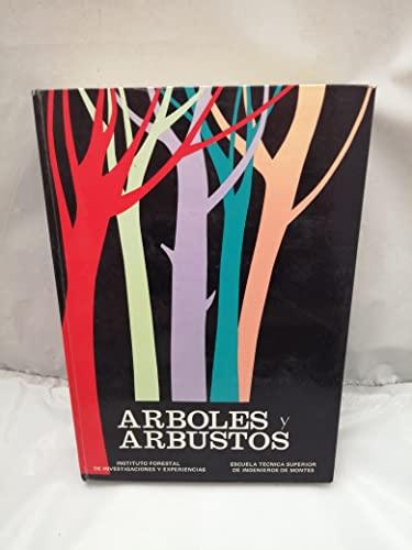 9788471149688: Arboles y arbustos de la España peninsular