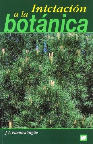 9788471149862: Iniciación a la botánica