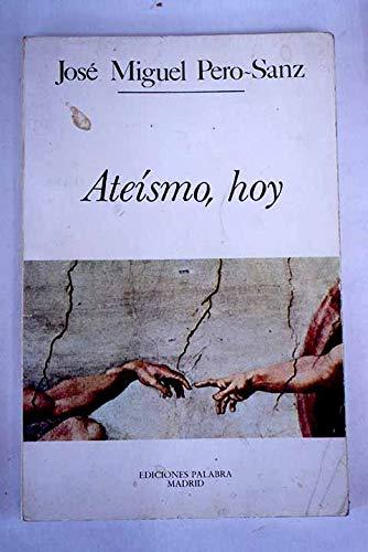 Ateísmo, hoy: José Miguel Pero