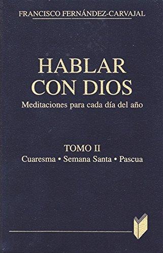 9788471184856: Hablar Con Dios Tomo 2 (Spanish Edition)