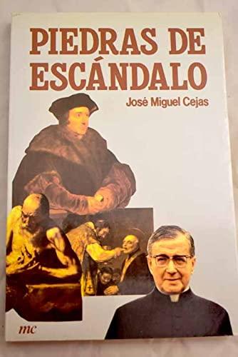 9788471188397: Piedras de escándalo (Libros MC)
