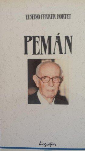 9788471188823: José María Pemán: 83 años de España (Biografías MC)