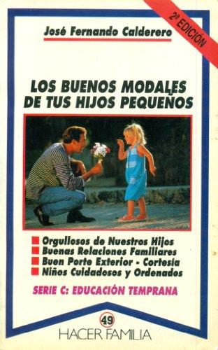 9788471189776: Los buenos modales de tus hijos (Hacer Familia)