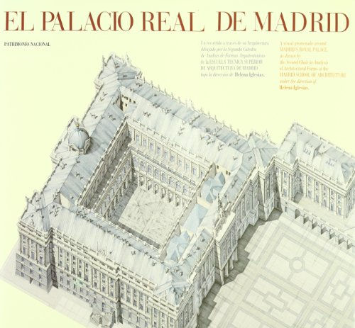 9788471201478: PALACIO REAL I MADRID. RECORRIDO ARQUITECTONICO