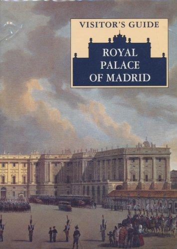 9788471202192: Visitor's Guide: Royal Palace of Madrid