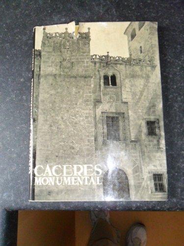 9788471270078: Cáceres monumental