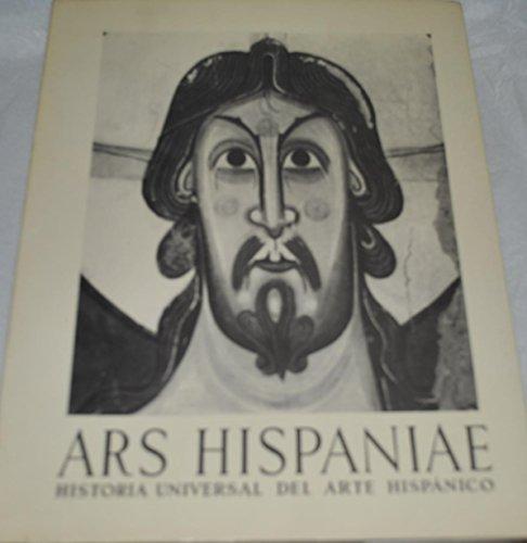 9788471270832: Ars Hispaniae: Historia Universal del Arte Hispanico (Volumen Sexto)