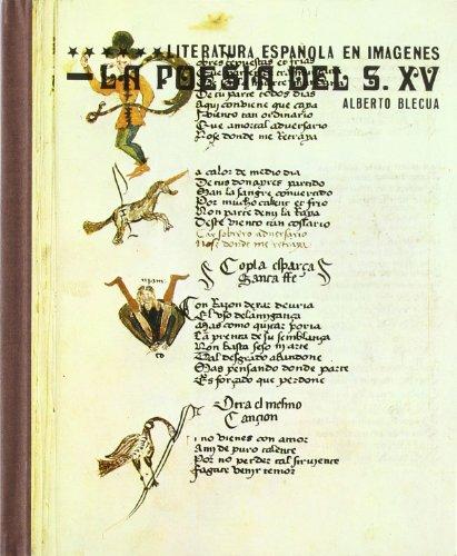 9788471331403: La poesia del siglo XV (Literatura espanola en imagenes ; 7) (Spanish Edition)