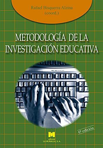 9788471337481: Metodología de la investigación educativa