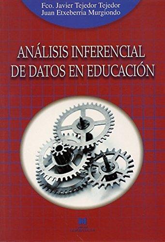 9788471337597: Análisis inferencial de datos en educación (R) (2006)