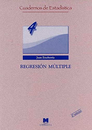 9788471337665: REGRESION MULTIPLE.