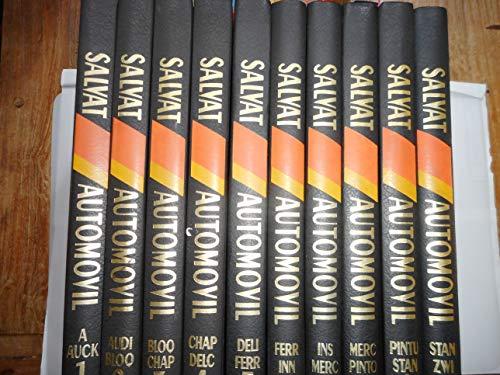 9788471374158: Enciclopedia Salvat del automóvil (Spanish Edition)