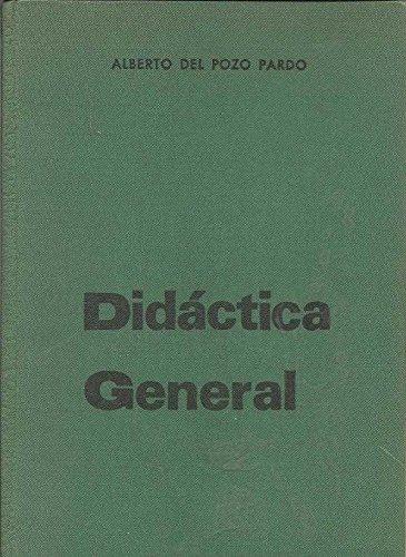 9788471383891: Didactica General