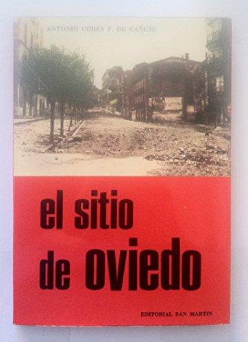 9788471400987: El sitio de Oviedo (Spanish Edition)