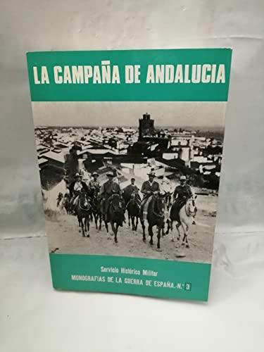 9788471402455: La campaña de Andalucía