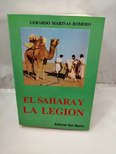 El Sahara Y La Legion: Marinas Romero, Gerardo